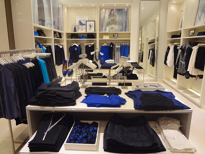Clothing Store Design Layout
