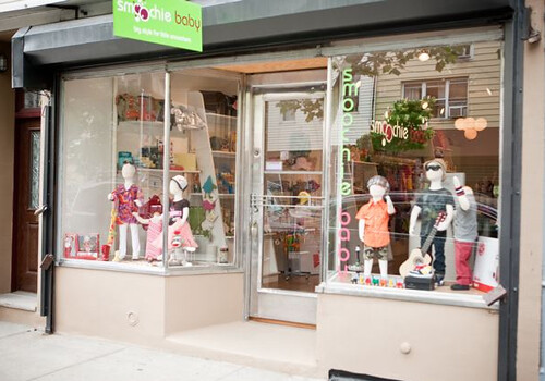 Kids Clothing Store Design Ideas